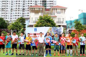 PV GAS tổ chức các hoạt động thể thao chào mừng 28 năm thành lập