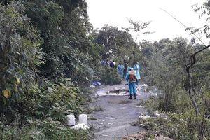 Hành trình truy bắt 2 đối tượng sát hại tài xế taxi, vứt xác xuống khe núi