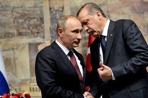 Lãnh đạo Nga và Thổ Nhĩ Kỳ tổ chức gặp mặt riêng tại Sochi