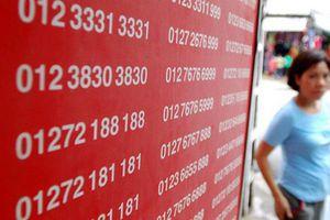 Từ rạng sáng nay, hơn 60 triệu thuê bao di động 11 số bắt đầu chuyển đổi về 10 số