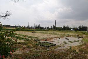 Quảng Nam: Quy hoạch tổng thể Khu đô thị có nguy cơ bị phá vỡ