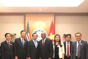 Tiếp tục làm sâu sắc thêm mối quan hệ giữa các địa phương Việt Nam và Hoa Kỳ