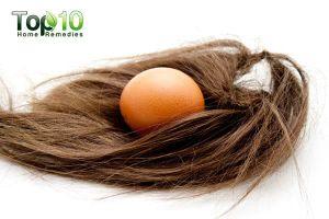 Mẹo hay dùng trứng để chăm sóc sắc đẹp