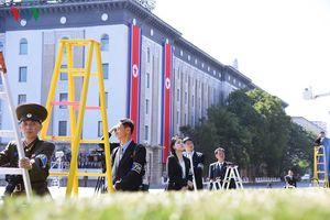 Chuyến tác nghiệp 'nhớ đời' tại Triều Tiên