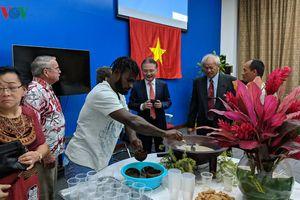 Khởi công xây dựng Hội quán Ái hữu Việt Nam tại Vanuatu
