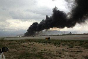 Rơi trực thăng ở Afghanistan làm 4 người thiệt mạng
