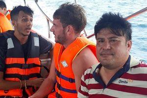 Du khách Anh bị lạc 2 ngày ở bán đảo Sơn Trà đã được tìm thấy