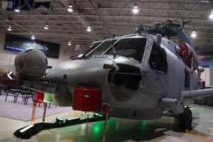 Hải quân Saudi Arabia được trang bị trực thăng đa năng mới