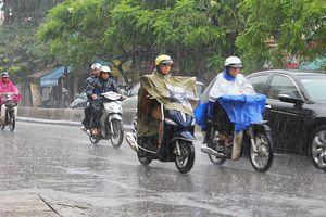Ảnh hưởng bão số 6, các tỉnh Đông Bắc sẽ có mưa to đến rất to