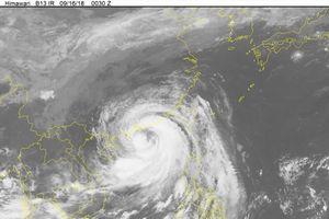 Cập nhật mới nhất bão Mangkhut ngày 16.9: Bão đổ bộ Trung Quốc chiều tối nay, Bắc Bộ Việt Nam mưa lớn