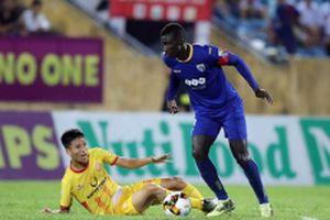 Nam Định giành một điểm quý giá trên sân FLC Thanh Hóa