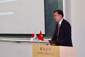 Tăng cường trao đổi hợp tác khoa học công nghệ Việt Nam - Nhật Bản