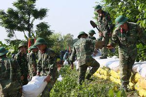 Quảng Ninh cho học sinh nghỉ học vì bão số 6