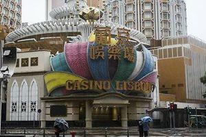Chuẩn bị đối phó siêu bão Mangkhut, Macau lần đầu trong lịch sử đóng cửa tất cả sòng bạc