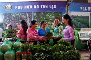 33 tỉnh thành có mô hình sản xuất nông nghiệp hữu cơ