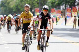Giải xe đạp VTV Cup Tôn Hoa Sen 2018: David van Eerd đoạt Áo vàng chung cuộc