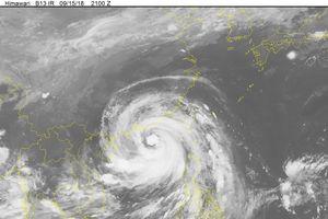Tin bão mới nhất trên biển Đông bão số 6 và dự báo thời tiết 3 ngày tới