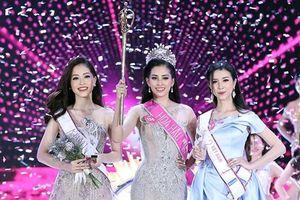 Trần Tiểu Vy trở thành Hoa hậu Việt Nam 2018