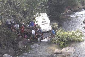 Khởi tố vụ tai nạn thảm khốc khiến 13 người tử vong ở Lai Châu