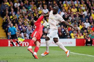 Lukaku tiết lộ điều Mourinho đã nói giữa hai hiệp trận thắng Watford 2-1
