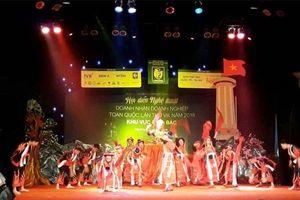 Khai mạc vòng sơ khảo Hội diễn 'Nghệ thuật Doanh nhân doanh nghiệp toàn quốc', lần thứ VIII, năm 2018 – Khu vực phía Bắc