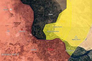 Hàng loạt chiến binh IS đền mạng trước họng súng người Kurd Syria tại Deir Ezzor