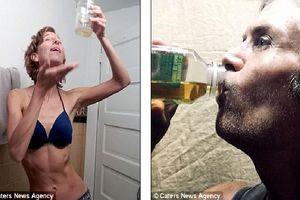 Rùng mình phương pháp uống nước tiểu để trị mụn và giảm cân