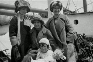 Loạt ảnh lần đầu tiết lộ về thảm kịch chìm tàu Titanic