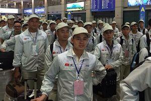 Hơn 13.000 lao động ra nước ngoài làm việc trong tháng 8