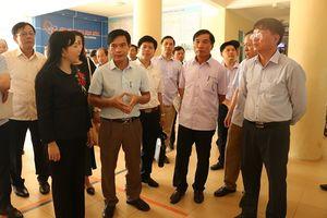 Bộ trưởng Bộ Y tế kiểm tra, chỉ đạo khắc phục hậu quả lũ lụt tại Thạch Thành