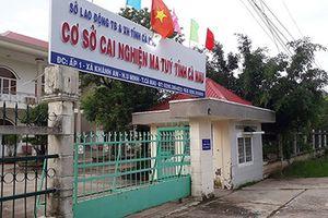 7 học viên cai nghiện bỏ trốn tại Cà Mau vẫn chưa được tìm thấy