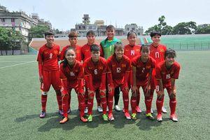 Đánh bại U16 UAE, U16 nữ Việt Nam ra quân thuận lợi tại giải châu Á