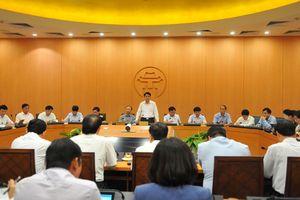 Hà Nội: Không chủ quan với diễn biến của bão Mangkhut