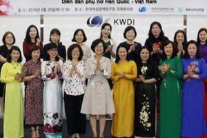 Thành quả nghiên cứu của nữ nhà Khoa học Việt Nam giành huy chương vàng tại Diễn đàn phụ nữ sáng tạo 2018