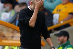 Man City 'đại thắng', HLV Guardiola vẫn tức giận