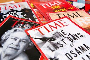 Tỷ phú công nghệ mua lại Tạp chí Time