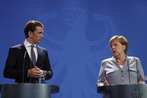 Đức - Áo: Gạt bỏ bất đồng, nỗ lực giải quyết 'chuyện' người nhập cư