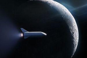 SpaceX đã có khách hàng đầu tiên thực hiện chuyến bay quanh mặt trăng