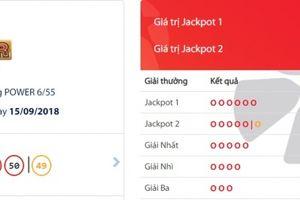 Xổ số Vietlott: Tiết lộ điểm phát hành vé trúng thưởng trị giá hơn 5,3 tỷ đồng