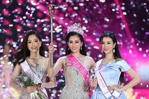 Người đẹp 18 tuổi Trần Tiểu Vy đăng quang Hoa hậu Việt Nam 2018