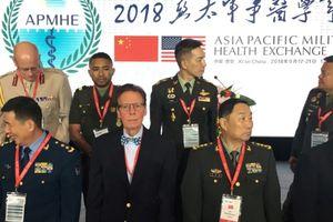 Tướng Trung Quốc dự diễn đàn quân sự với Mỹ, bất chấp căng thẳng