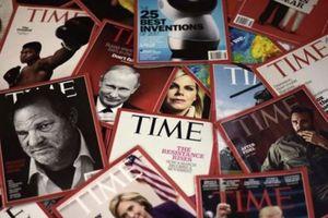 Vợ chồng tỷ phú Marc Benioff sẽ là chủ sở hữu mới của tạp chí Time