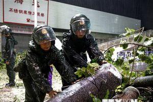 Mangkhut - một trong những cơn bão mạnh nhất đổ bộ Trung Quốc từ 1949