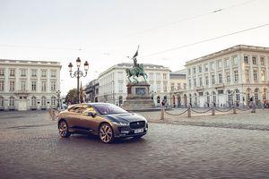 Jaguar I-PACE đang chứng minh xe điện đang ngày càng tốt hơn