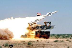 Tên lửa Israel không hạ được máy bay chở hàng Iran tại Damascus
