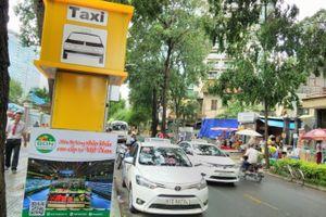 Thí điểm điểm đón taxi cố định tại TPHCM: Thiếu tính khả thi?