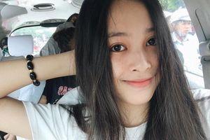 Hoa hậu Việt Nam 2018 Trần Tiểu Vy học sinh giỏi 3 năm THPT