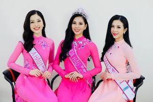 Trần Tiểu Vy: 'Danh hiệu Hoa hậu Việt Nam 2018 là món quà sinh nhật sớm tặng mẹ'