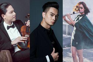Hóa ra DJ SlimV, violinist Tú 'Xỉn' và Huyền Trang Flute đều có điểm chung này mà không phải ai cũng biết!