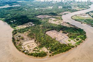 TP HCM muốn đấu thầu khu đất từng là dự án sân golf lớn nhất